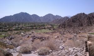 La Quinta Resort Mountain Course, Hole 16, Par 3